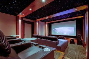 מערכת קולנוע ביתית לבית ולמשרד