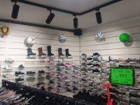 מערכת שמע וסאונד לחנות נעלי איכות סניף צפון
