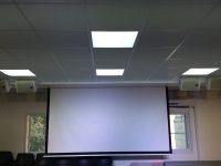 התקנת מערכת הגברה תאורה ומולטימדיה
