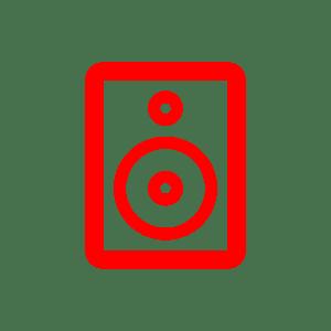 אייקון מוזיקה לאולמות