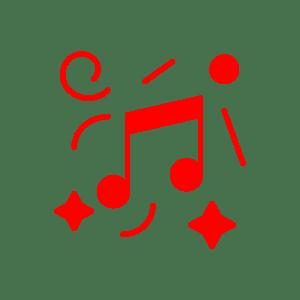 אייקון מוזיקה אולמות