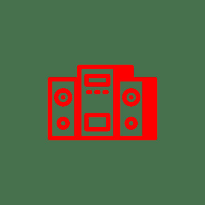 מערכת מוזיקה לבית