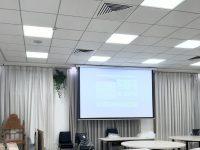 הגברה ומולטימדיה לאולם-התקנת מערכת סאונד לאולם אור זרוע הרצליה