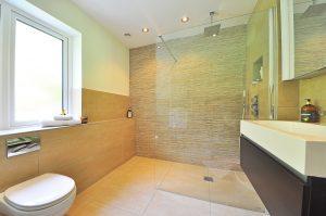 מקלחת רמקולים שקועים למקלחת