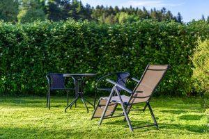 ישיבה בחוץ רמקולים לגינה