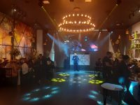 תאורה לאולם אירועים עיצוב התקנה ותכנות מספר 1 בארץ